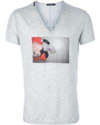 Dolce & Gabbana Print T-Shirt - Lyst