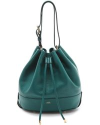 A.P.C. Bucket Bag - Lyst