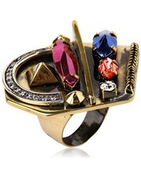 Iosselliani Deco Ring - Lyst