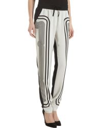 Ohne Titel - Printed Relaxed Pant - Lyst