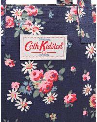 Cath Kidston - Cotton Book Bag - Lyst