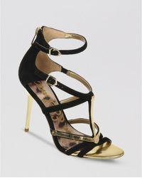 Sam Edelman Evening Sandals Alena High Heel - Lyst