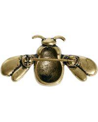 Cath Kidston - Bumble Bee Enamel Brooch - Lyst