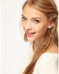 Cath Kidston - Butterfly Stud Earrings - Lyst
