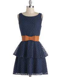 ModCloth All in A Twirl Dress - Lyst
