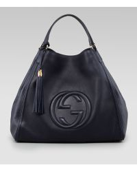 Gucci Soho Medium Hobo Bag - Lyst