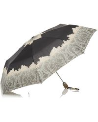 TOPSHOP - Lace Print Umbrella - Lyst