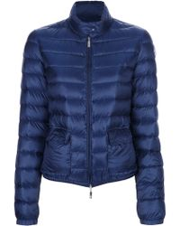 Moncler Lans Feather Down Jacket - Lyst