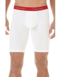 Calvin Klein Pro Stretch Cycle Shorts Boxer Briefs - Lyst