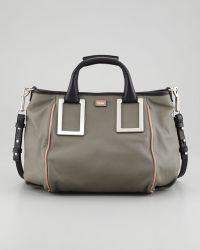 Chloé Ethel Medium Satchel Bag - Lyst