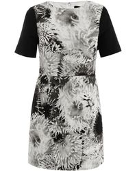 Tibi Athena Print Dress - Lyst