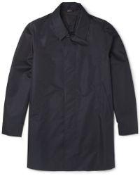 Jil Sander - Lightweight Cottonblend Rain Coat - Lyst
