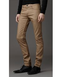 Burberry Shoreditch Skinny Fit Jeans - Lyst