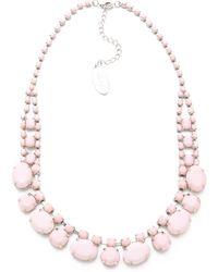 Adia Kibur - Short Stone Necklace - Lyst