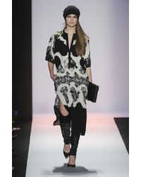BCBGMAXAZRIA Fall 2013 Runway Look 2 - Lyst