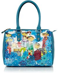 Love Moschino Charming Bowling Bag - Lyst