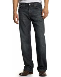 7 For All Mankind Relaxed Relaxed Jeans - Lyst
