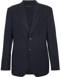 Giorgio Armani Classic Suit - Lyst