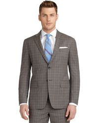 Brooks Brothers Milano Fit Plaid with Deco Suit - Lyst