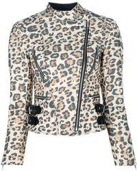 Rika - Tailored Biker Jacket - Lyst
