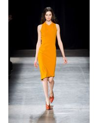 Narciso Rodriguez Fall 2013 Runway Look 9 - Lyst