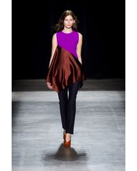 Narciso Rodriguez Fall 2013 Runway Look 14 - Lyst