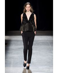 Narciso Rodriguez Fall 2013 Runway Look 32 - Lyst