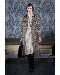 Tory Burch Fall 2013 Runway Look 1 - Lyst
