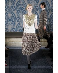Tory Burch Fall 2013 Runway Look 5 - Lyst