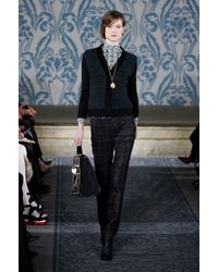 Tory Burch Fall 2013 Runway Look 10 - Lyst
