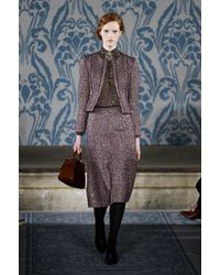 Tory Burch Fall 2013 Runway Look 27 - Lyst