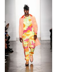 Jeremy Scott Fall 2013 Runway Look 22 - Lyst