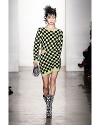 Jeremy Scott Fall 2013 Runway Look 23 - Lyst