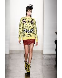 Jeremy Scott Fall 2013 Runway Look 47 - Lyst