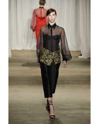 Marchesa Fall 2013 Runway Look 8 - Lyst