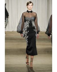 Marchesa Fall 2013 Runway Look 11 - Lyst
