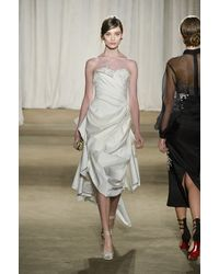 Marchesa Fall 2013 Runway Look 15 - Lyst