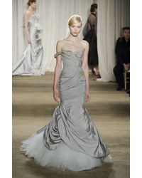 Marchesa Fall 2013 Runway Look 19 - Lyst
