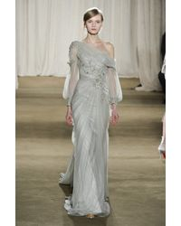 Marchesa Fall 2013 Runway Look 20 - Lyst