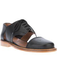 Minimarket - Cutout Shoes - Lyst