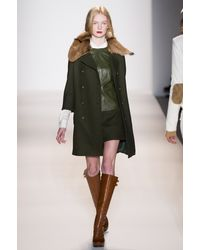 Rachel Zoe Fall 2013 Runway Look 7 - Lyst