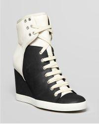 See By Chloé Sneakers Gondola Wedge - Lyst