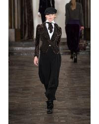 Ralph Lauren Fall 2013 Runway Look 33 - Lyst