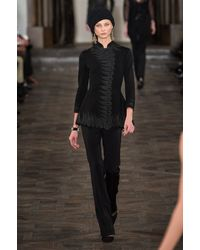 Ralph Lauren Fall 2013 Runway Look 41 - Lyst