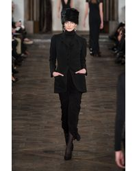 Ralph Lauren Fall 2013 Runway Look 46 - Lyst
