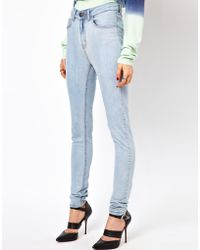 Sam Ubhi - Just Female Stroke High Waist Skinny Jeans - Lyst