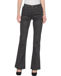 Krizia Jeans - Casual Trousers - Lyst