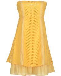 Lavand. Short Dresses - Lyst