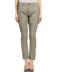 Nude:mm | Casual Pants | Lyst