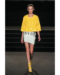 Sass & Bide Fall 2013 Runway Look 8 - Lyst